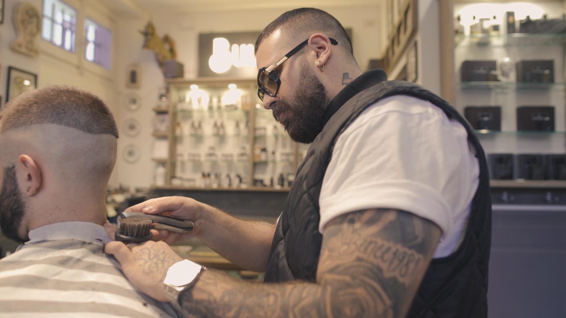 Barber's Chairs - Bullfrog Barbershop - Nicola Crocco 03