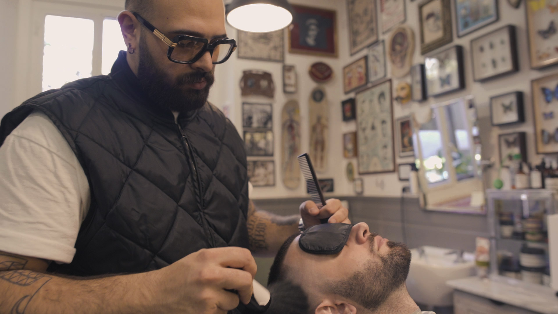 Barber's Chairs - Bullfrog Barbershop - Nicola Crocco 10